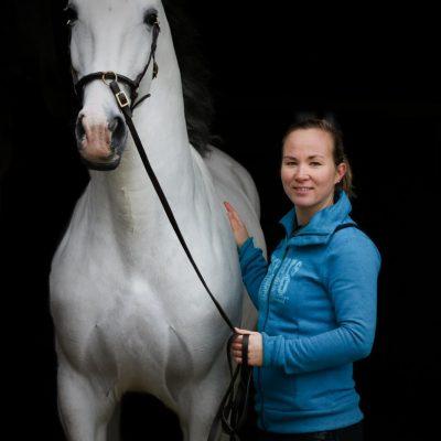 Hester portret